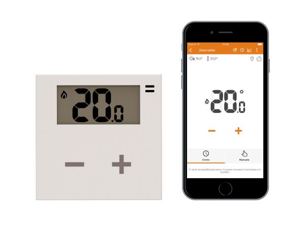 La smart home Rialto gestisce da App anche la stufa a pellet