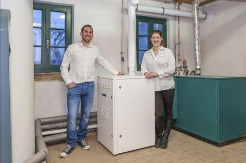 Installato in Germania il 1000 microcogeneratore Blugen di SolidPower