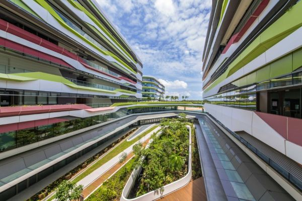 Campus Singapore University of Technology and Design