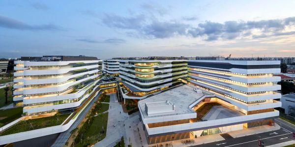 Inclusione, connettività ed eco-sostenibilità nel progetto Singapore University of Technology and Design