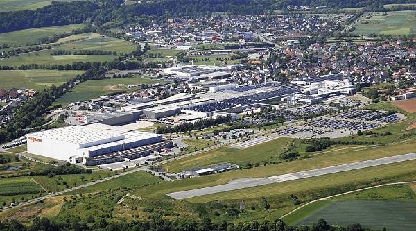 La sede di Viessmann