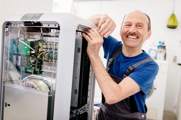 Greensun distributore del sistema di accumulo Senec