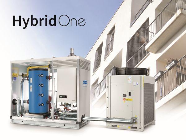 HybridOne, il sistema ibrido modulare multi-energia di Atag a MCE 2018