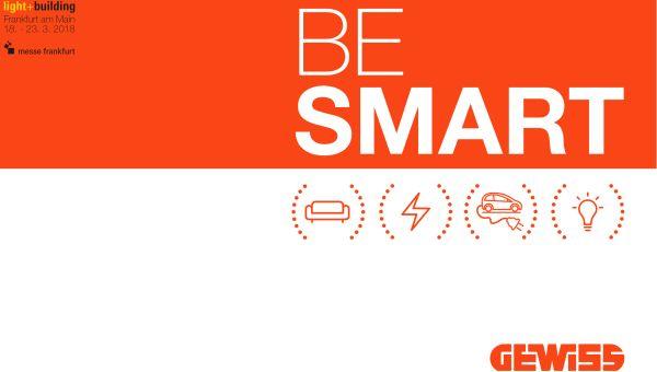 Le soluzioni smart di Gewiss a Light + Building di francoforte