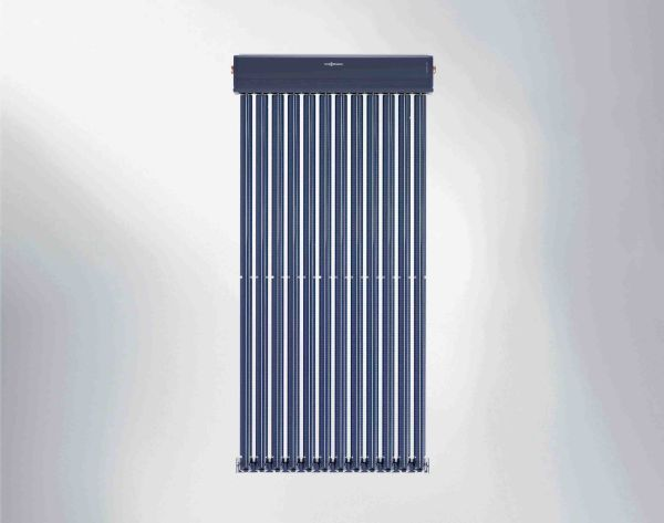 A MCE Viessmann presenta il nuovo pannello solare sottovuoto Vitosol 300-TM