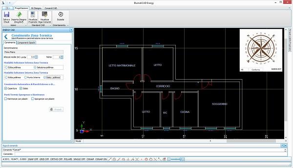 Screen Blumatica Energy_disegno CAD