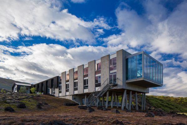 ION Luxury Adventure Hotel in Islanda