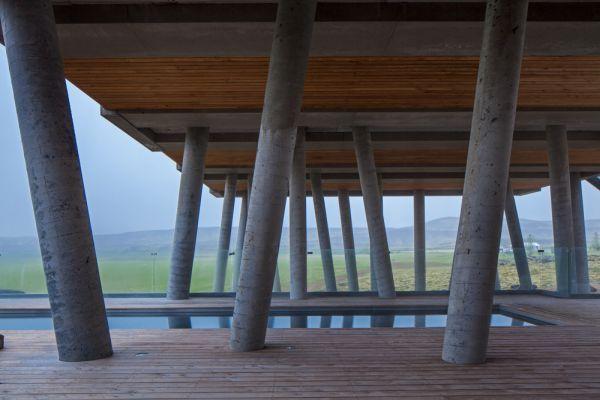 Materiali ecosostenibili per lo ION Luxury Adventure Hotel
