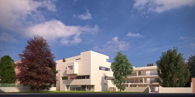 Progetto a Gallarate firmato Alvaro Siza Architetto