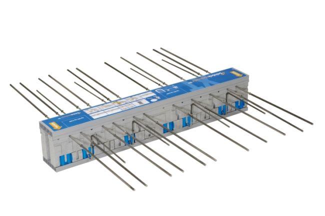 Isokorb® di Schöck per l'eliminazione dei ponti termici