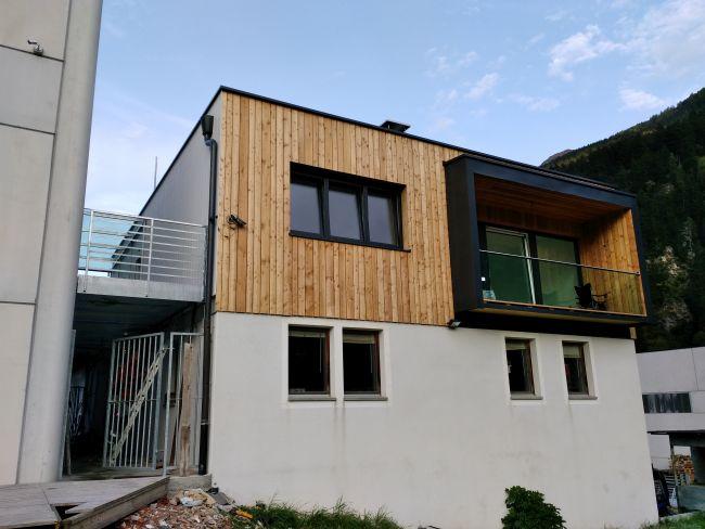 Sopraelevazione in legno Vario Haus dell'Immobiliare svizzera Eldag AG