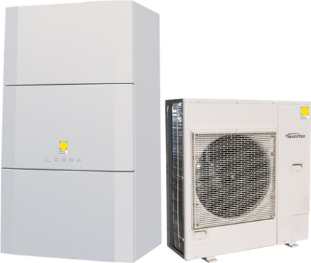Pompa di calore Libra Hybrid di Paradigma