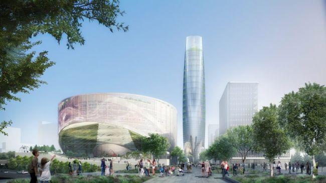 Il grattacielo sostenibile che sarà realizzato a Parigi Charenton-Bercy