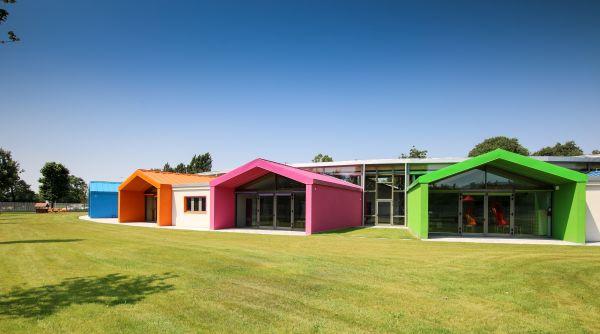 impianto radiante RDZ per la scuola d'Infanzia Pietro Nenni