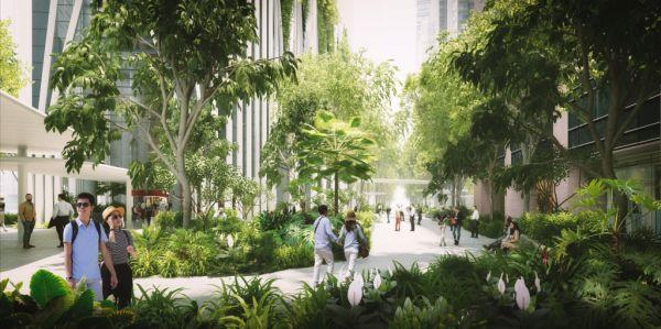 Il nuovo grattacielo di Singapore firmato Ratti Associati