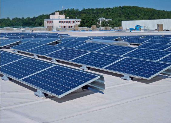 Sika SolaRoof per installazione del fotovoltaico