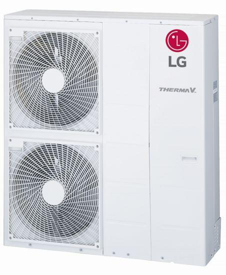 Pompa di calore aria-acqua Therma V Monoblocco doppia ventola di LG