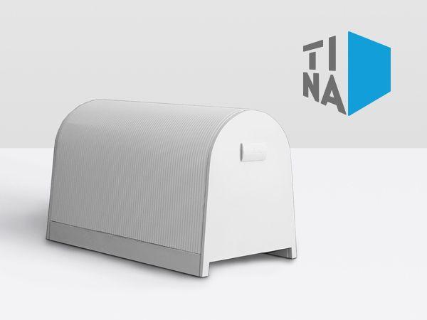 Tina, generatore di calore ad alta temperatura di Teon
