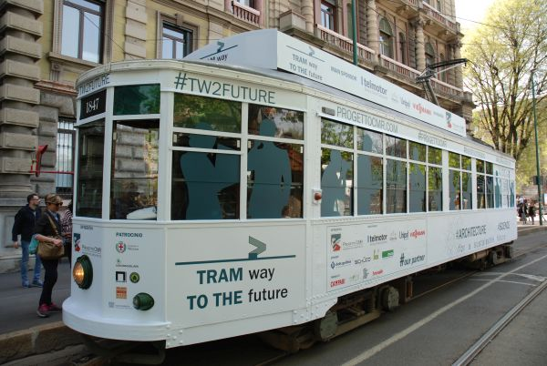 Tram-way to the Future al FuoriSalone 2018