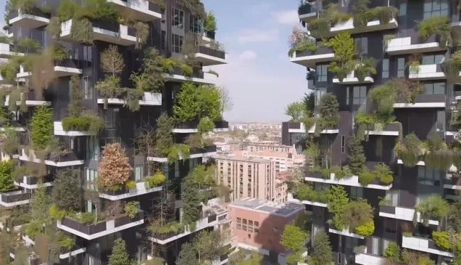 Anche il Bosco Verticale tras i 20 progetti vincitori del RIBA Awards for International Excellence 2018