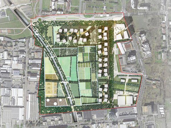 intervento di rigenerazione urbana nella zona ovest di Milano