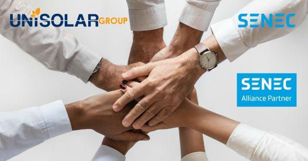 Unisolar Group diventa SENEC.Alliance partner