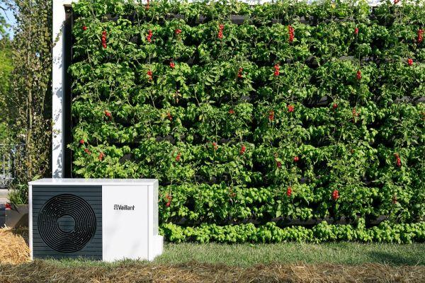 Nuovo sistema in pompa di calore aria/acqua aroTHERM split di Vaillant