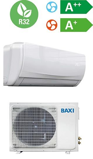 Climatizzatore Baxi Moonlight