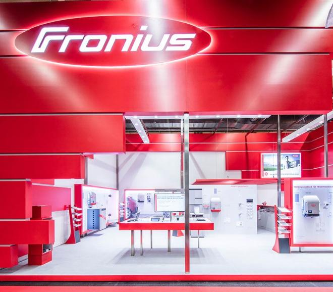 Fronius a Intersolar 2018: sinergie tra fotovoltaico, riscaldamento e mobilità