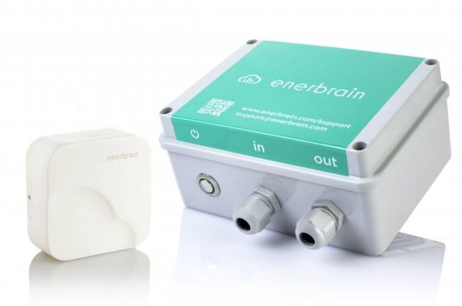 Enerbrain sensore e attuatore Ph A Lercara