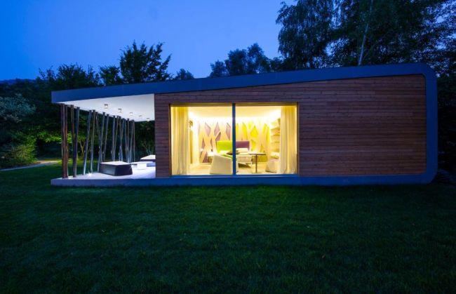 Green_Zero, nuovo modulo abitativo per una'ospitalità eco chic
