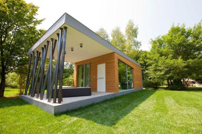 Green_Zero, ospitalità eco-compatibile in bezzo al bosco