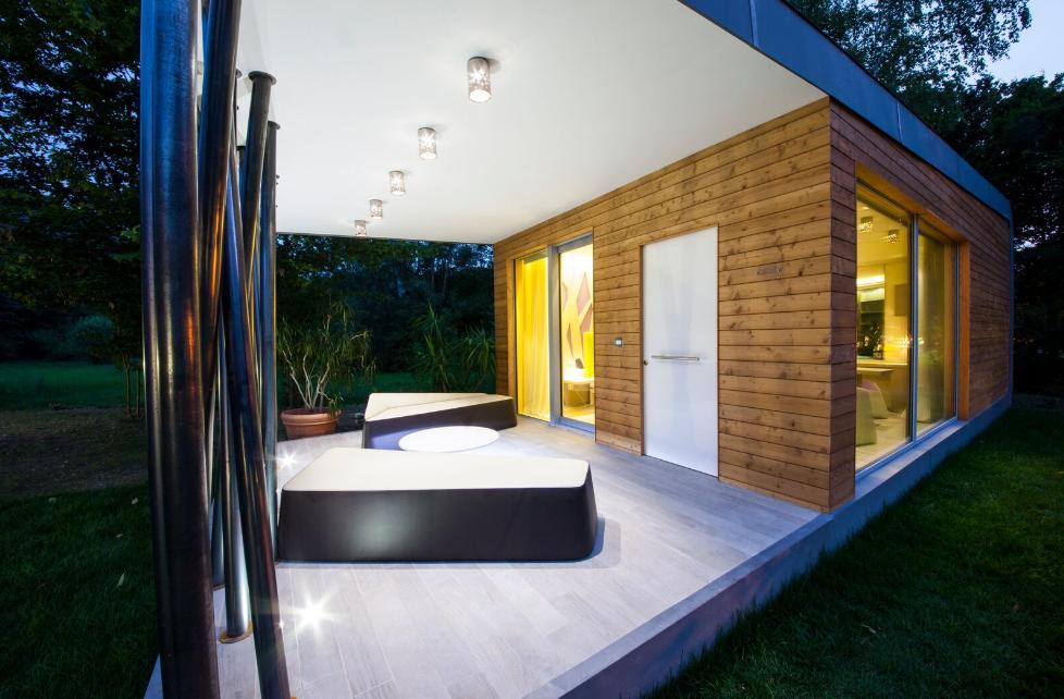 Sistema di illuminazione notturno per green_Zero