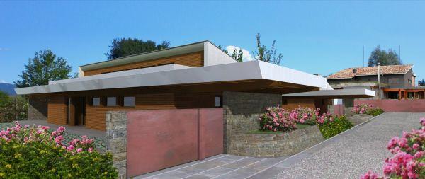 Ecolibera è la casa autosufficiente da un punto di vista energetico e per la mobilità elettrica