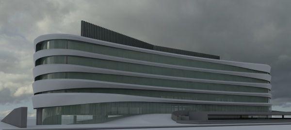Progetto Arcadia di Milano sviluppato con tecnologia BIM