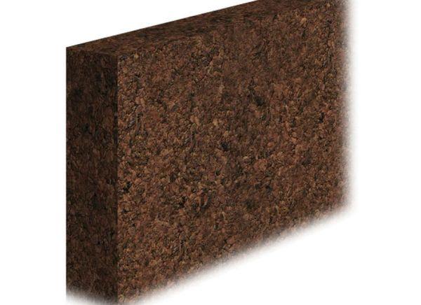 Fassa propone le Lastre per isolamento termico in sughero