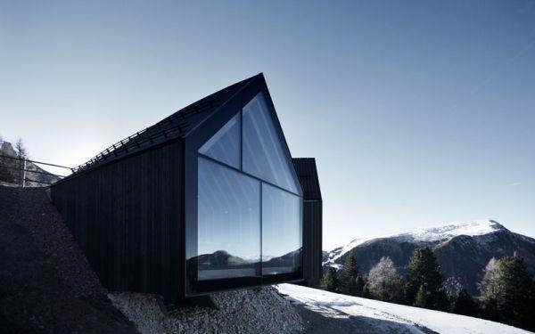 Il rifugio eco-sostenibile Oberholz a Obereggen