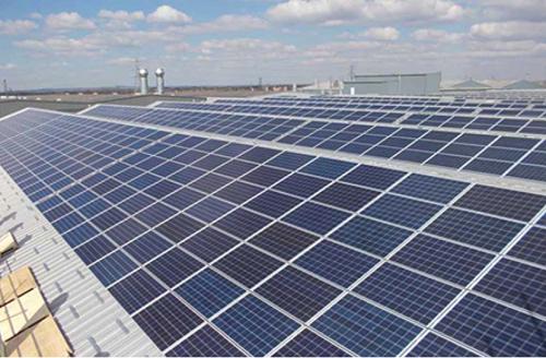 JA Solar per impianti fotovoltaici