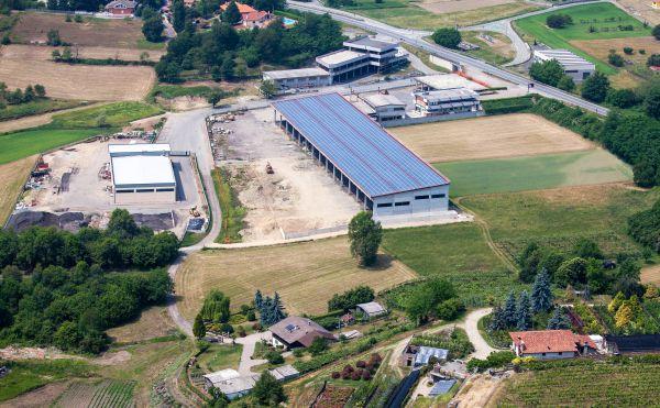 Revamping con inverter fronius di un Impianto fotovoltaico a Biella