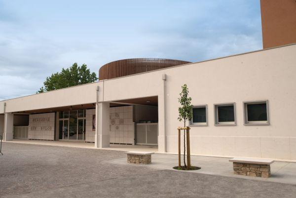 Oratorio NZeb realizzato in provincia di Brescia