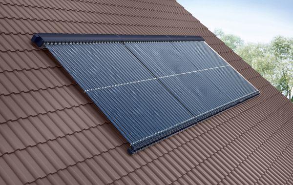 Thermprotect, Sistema di protezione dal surriscaldamento che allunga la vita dei pannelli solari Viessmann