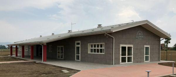 Palazzina polifunzionale a servizio del Ciclodromo di Ponte Buggianese