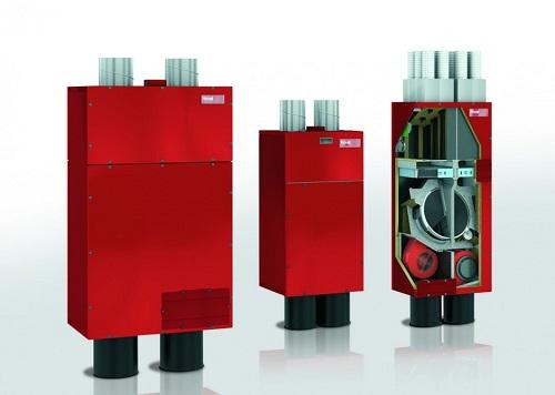 Sistema di ventilazione Homevent