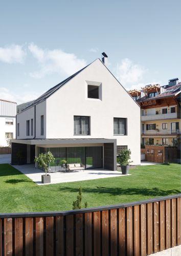Rubner Haus ha realizzato una villa in bioedilizia sulle Dolomiti