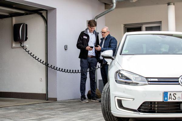 Fronius Ohmpilot per la ricarica dell'auto elettrica grazie all'impianto fotovoltaico