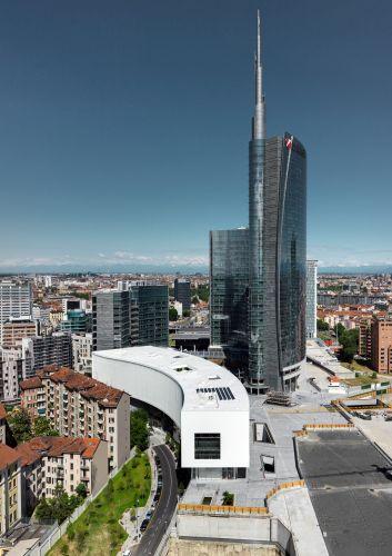 Come sta cambiando lo skyline di Milano