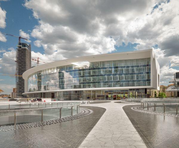 Porta nuova building a Milano