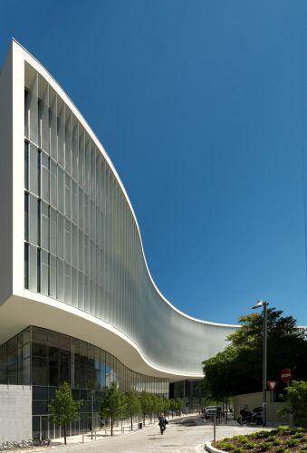 Porta Nuova Building a Milano si sviluppa su 5 piani