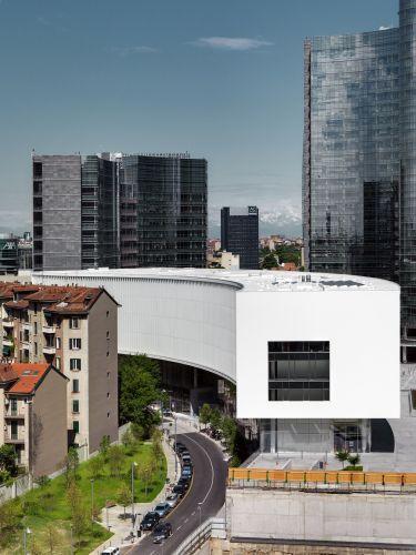 Il progetto Porta Nuova Building di Milano