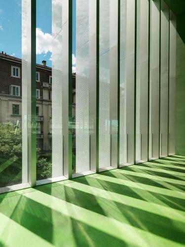 I sistemi di ombreggiamento brise-soleil di Porta Nuova Building